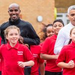 Mo Farah backs new Daily Mile campaign