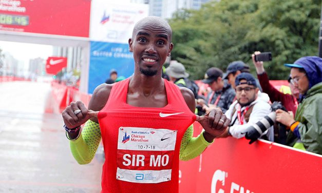 Mo Farah to defend Chicago Marathon title