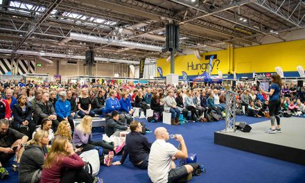 Get set for The National Running Show 2019