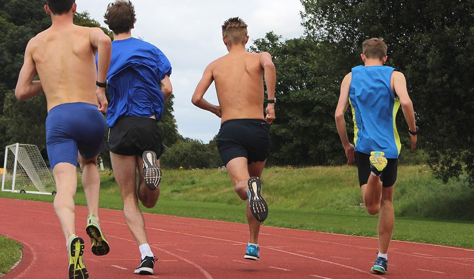 From parkrun to track