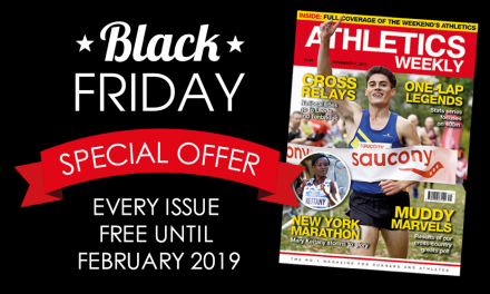 Black Friday offer: EVERY ISSUE FREE UNTIL FEBRUARY 2019!
