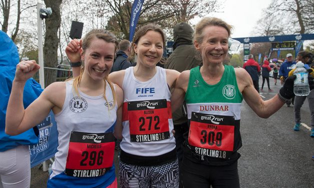Scottish marathon championships to return to Stirling