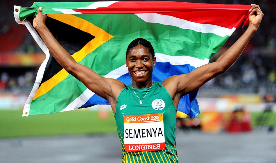 Caster Semenya is far from finished
