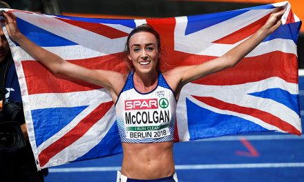 Eilish McColgan wants family to share in a Glasgow 2019 medal moment