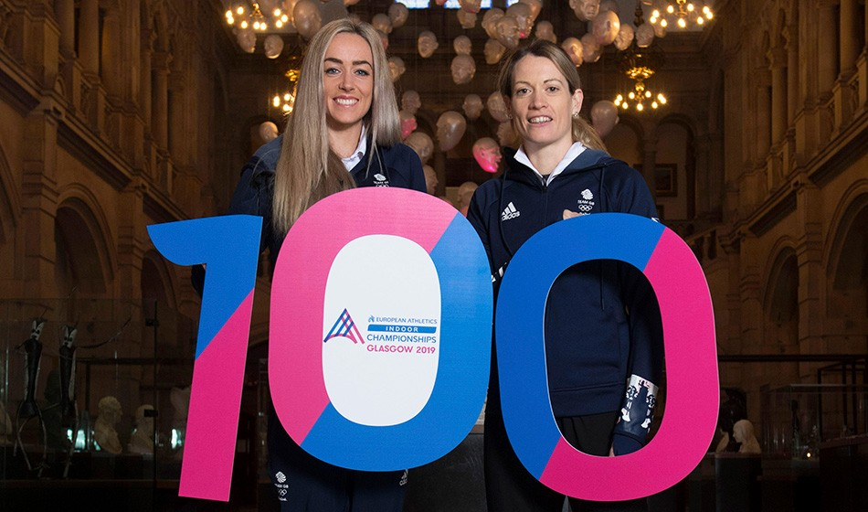 Scottish stars share excitement as Glasgow 2019 countdown continues