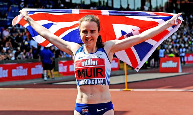 Laura Muir to race at Müller Grand Prix Birmingham