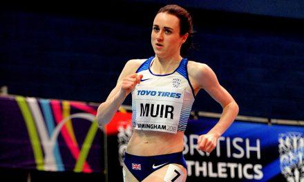 Laura Muir seeks Birmingham boost ahead of Euro title defence