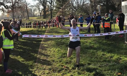 Mark McKinstry among winners at British and Irish Masters Cross Country