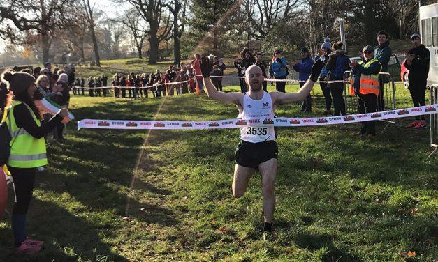 Mark McKinstry among winners at British and Irish Masters Cross Country