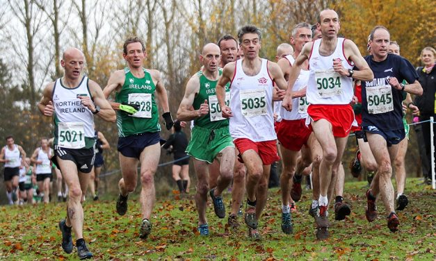 Masters ready to race at British and Irish Cross Country International