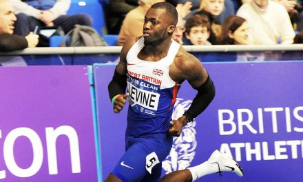 Nigel Levine handed four-year doping ban