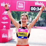 Steph Twell inspired by Callum Hawkins and Aly Dixon