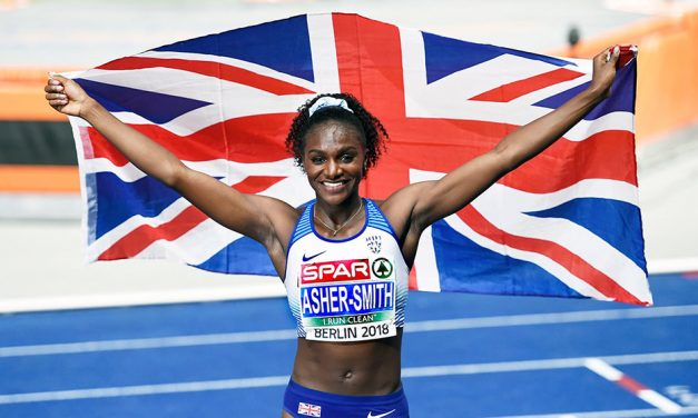 'Big brother' Adam Gemili delighted by Dina Asher-Smith's rise to the top