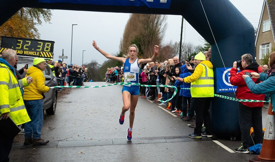 Eilish McColgan and Jack Martin win in Sheffield – weekly round-up