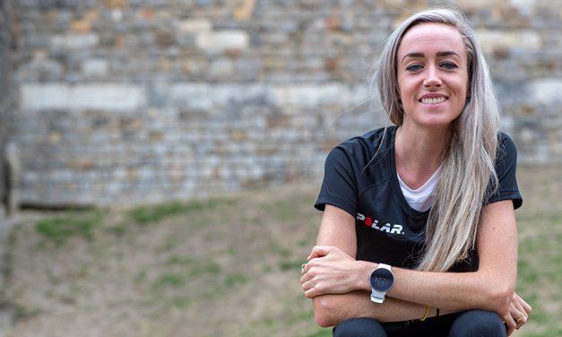 Eilish McColgan's confidence boost