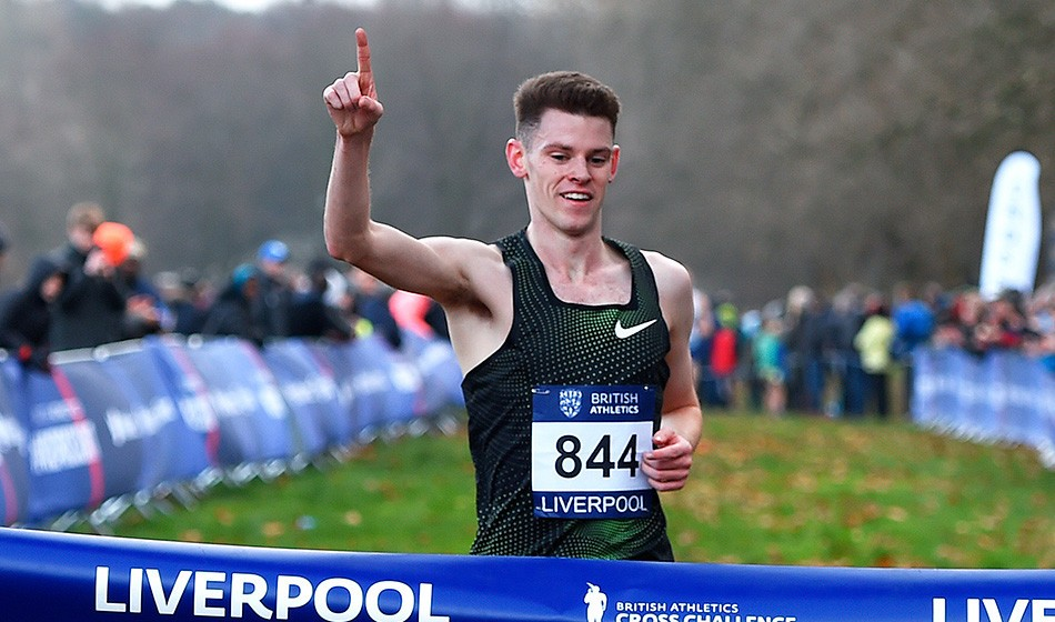 Jake Heyward has Jakob Ingebrigtsen in his sights
