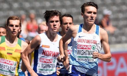 Speed is of the essence for Jake Wightman