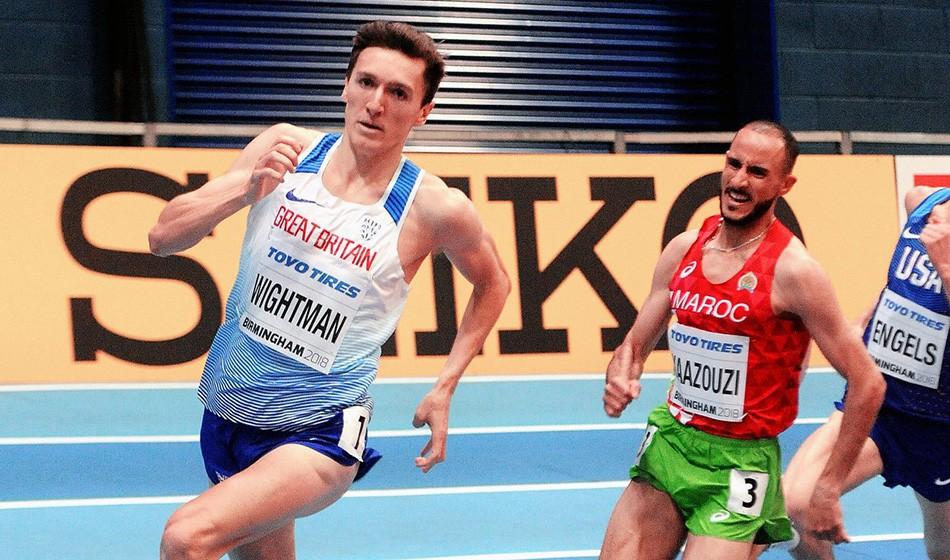 Jake Wightman to miss European Indoors in Glasgow