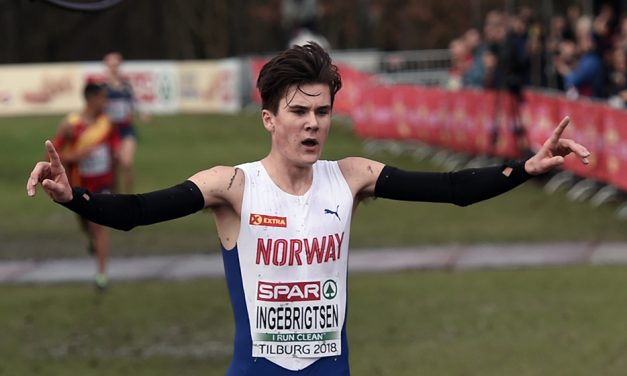 Double European Cross joy for Ingebrigtsens