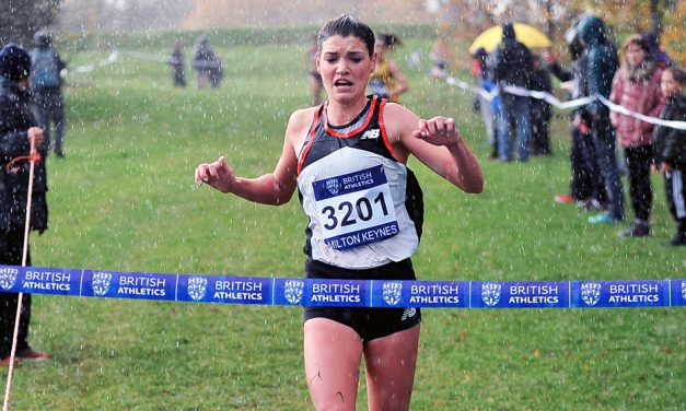 Kate Avery named GB Euro Cross team captain