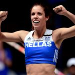 "Katerina Stefanidi: ""I know in Glasgow I'll be ready"""