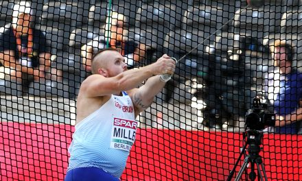 Nick Miller and Sophie McKinna set for Halle Throws