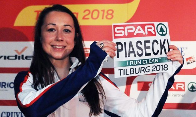 Jess Piasecki eyes a happy European Cross Country anniversary
