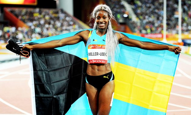 Miller-Uibo, Felix and Kambundji in 150m cross-continent clash