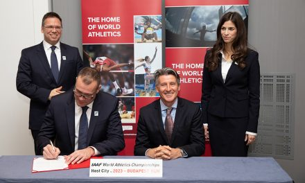 Budapest to host 2023 IAAF World Championships
