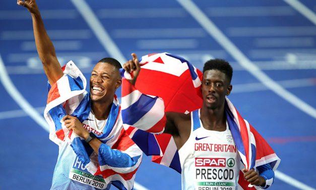 British rankings analysis: Men's track events