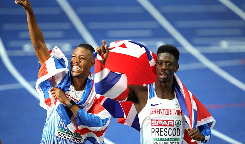 British rankings analysis: Men's track events