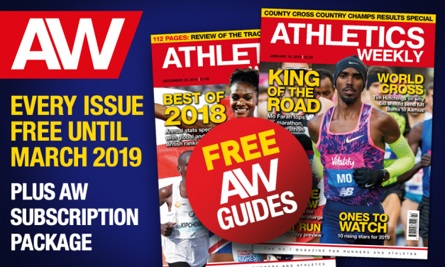 New subscription offer: Every issue free until March 2019!