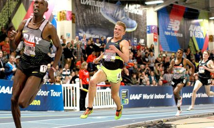 Brits hit Boston for New Balance Indoor Grand Prix