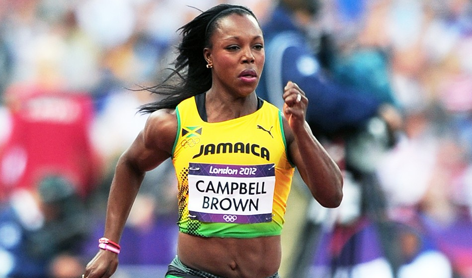 Olympic reflection with Veronica Campbell Brown