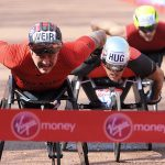 David Weir to return for 20th consecutive London Marathon
