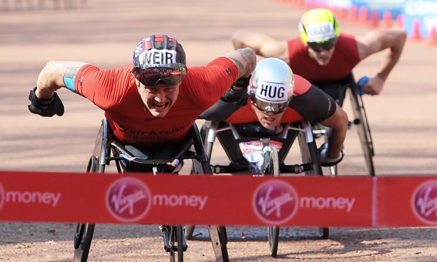 David Weir to return for 20th consecutive London Marathon
