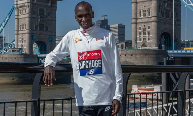 Eliud Kipchoge to defend London Marathon title