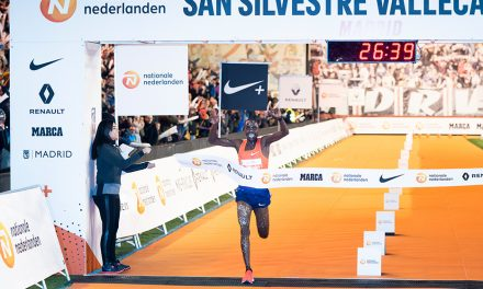 Jacob Kiplimo clocks quickest ever 10km at San Silvestre Vallecana – New Year's Eve round-up