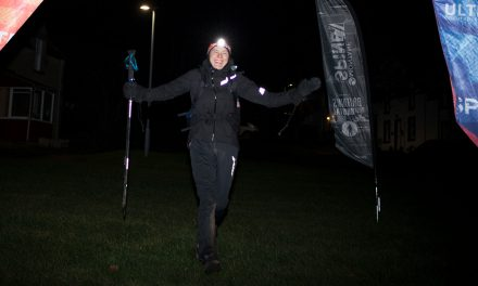 Jasmin Paris smashes outright record to win 268-mile Spine Race
