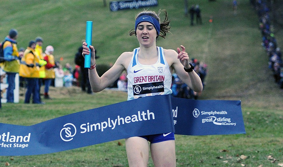 Laura Muir ensures Stirling XCountry debut ends on a winning note