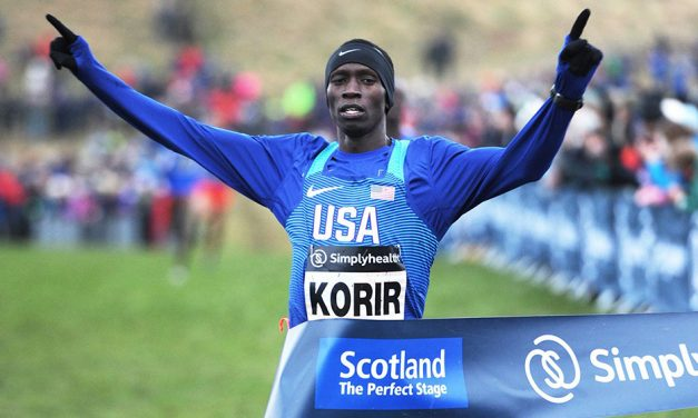 Two-time champ Leonard Korir returns to Great XCountry international