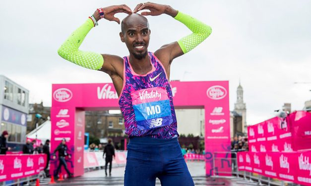 Mo Farah to race Vitality Big Half