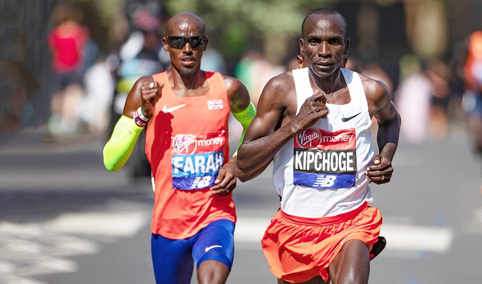 Why Mo Farah can beat Eliud Kipchoge