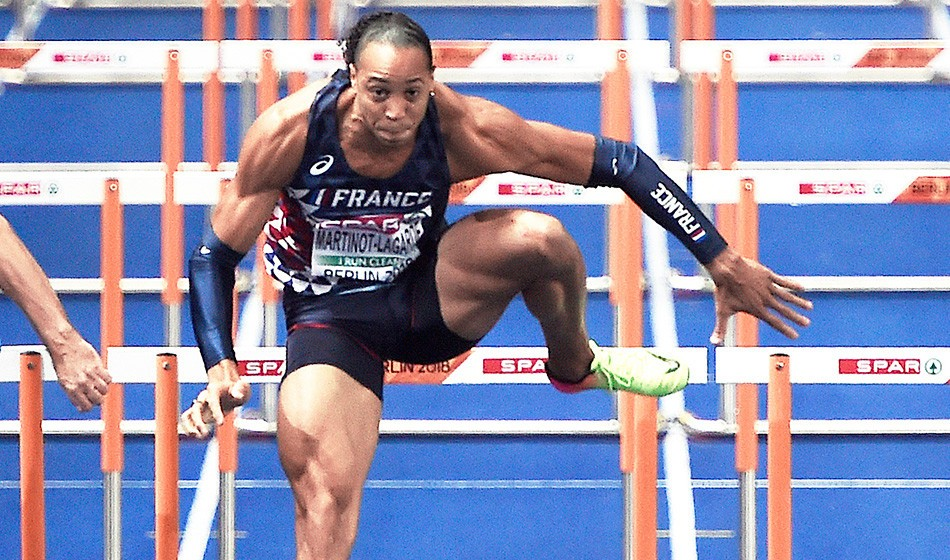 Mixed shuttle hurdles added to IAAF World Relays programme
