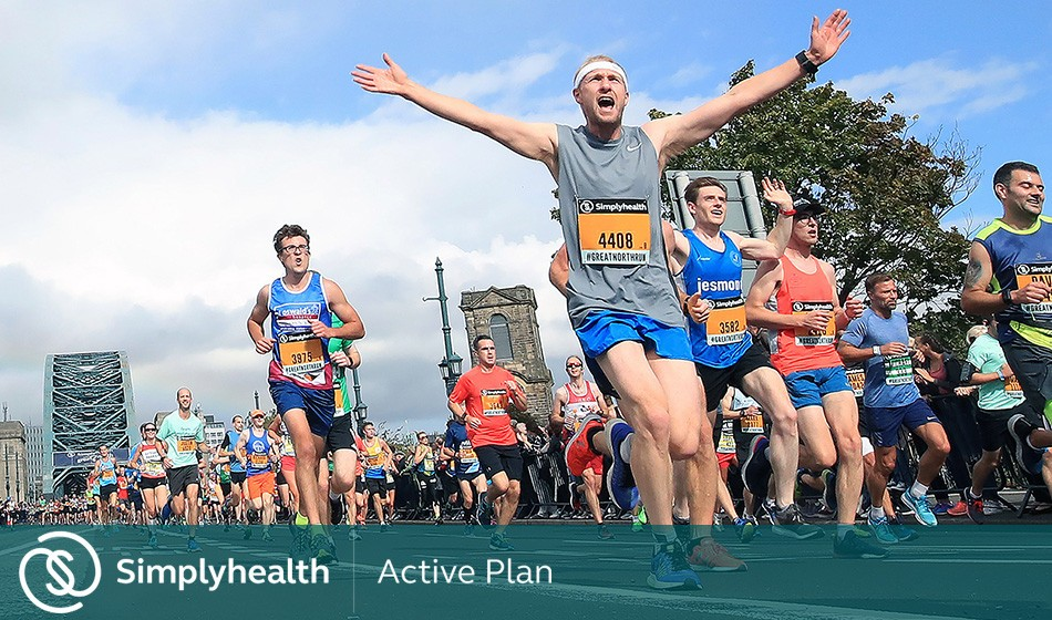 Simplyhealth: What does it take to be unstoppable?