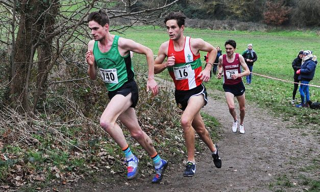 Athletes in county cross country action – weekly round-up