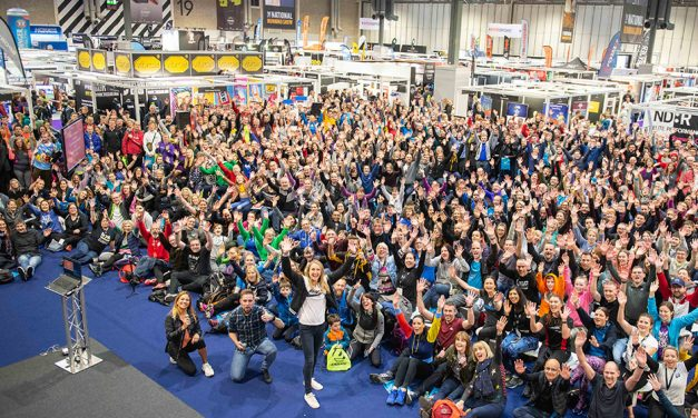 "The National Running Show an ""overwhelming success"""