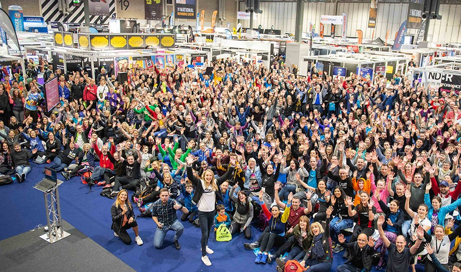 The National Running Show Birmingham 2020 renews partnership with AW