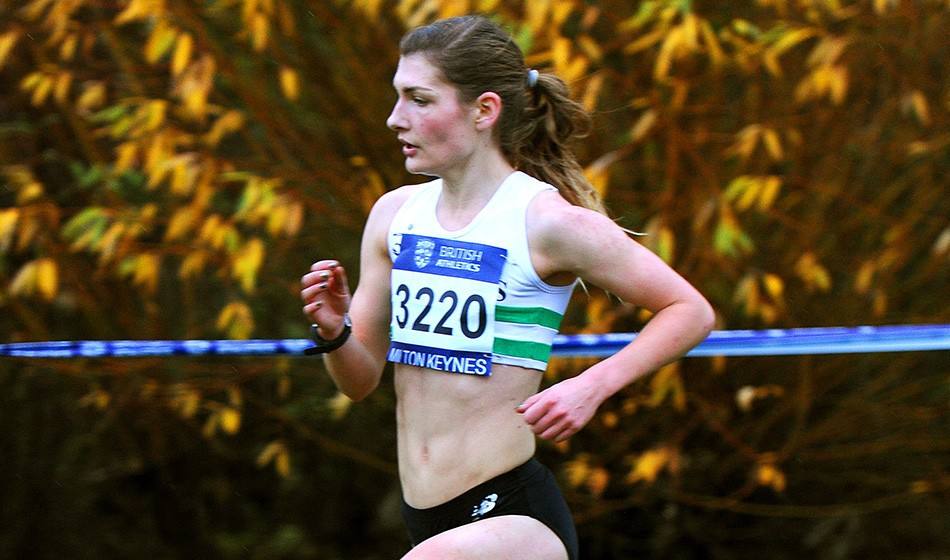 Verity Ockenden thriving now that balance has been restored