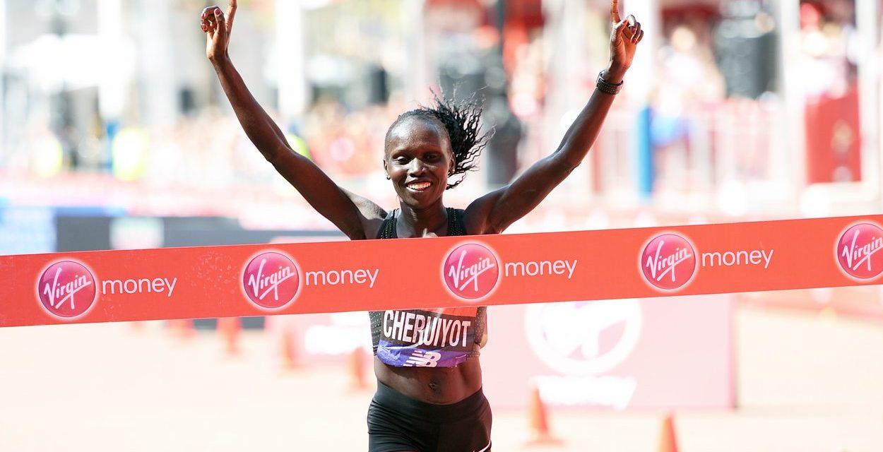 Vivian Cheruiyot to defend London Marathon title in stacked field